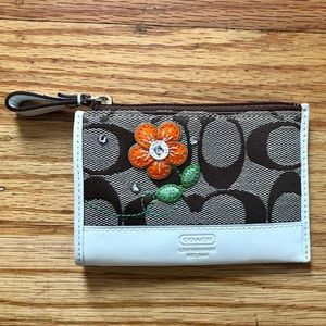 COACH Small Coin Purse or Wallet